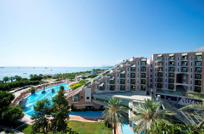 Hotel Limak Limra in Turkiije