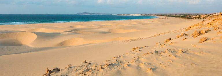 Strand op Boa Vista