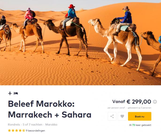 Screenshot Marrakech