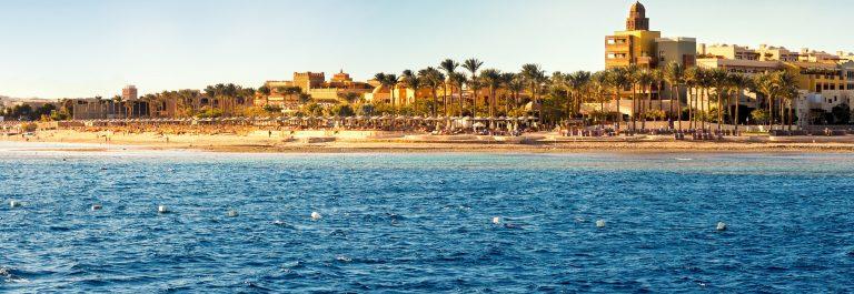 Kust van Hurghada