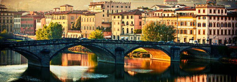 Florence in de ochtend