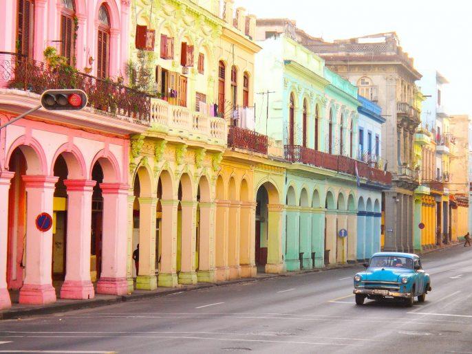 Havana op Cuba