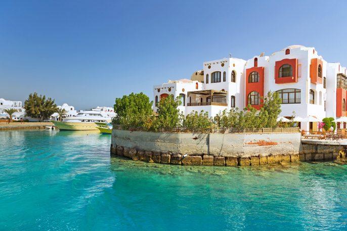 Haven van Hurghada
