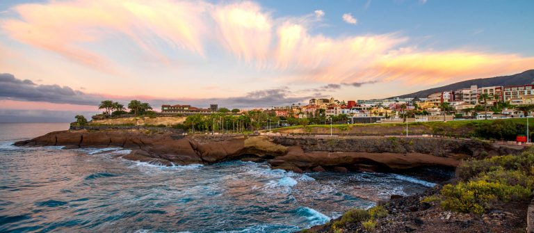Kust van Tenerife