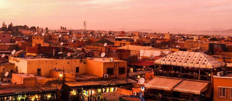 Beste reistijd Marokko