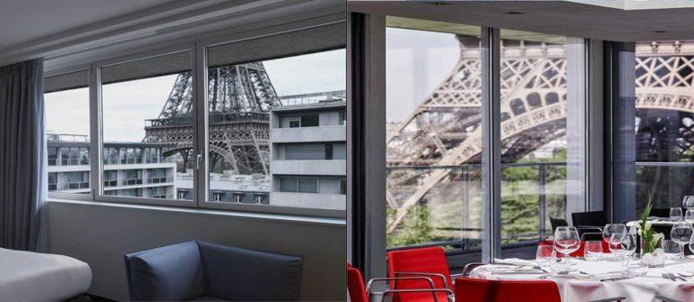 Het Pullman Paris Tour Eiffel hotel