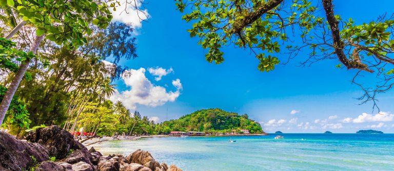 Het strand van Cuba