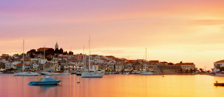 Beste reistijd Kroatie