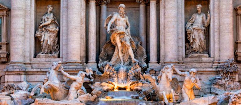 beste reistijd Rome