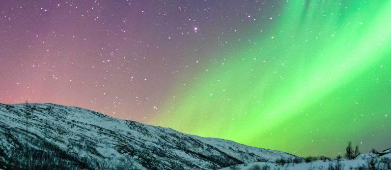 Noorderlicht Noorwegen
