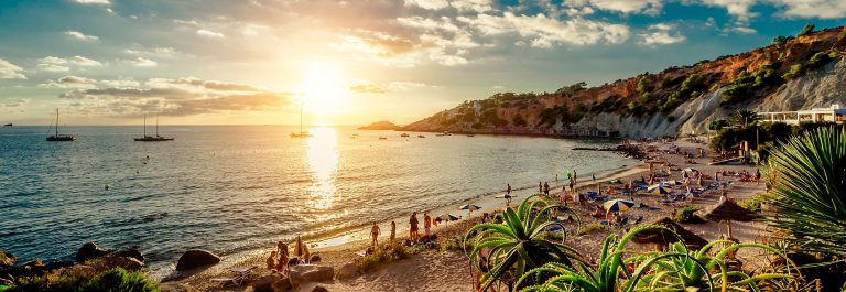 Strand Ibiza