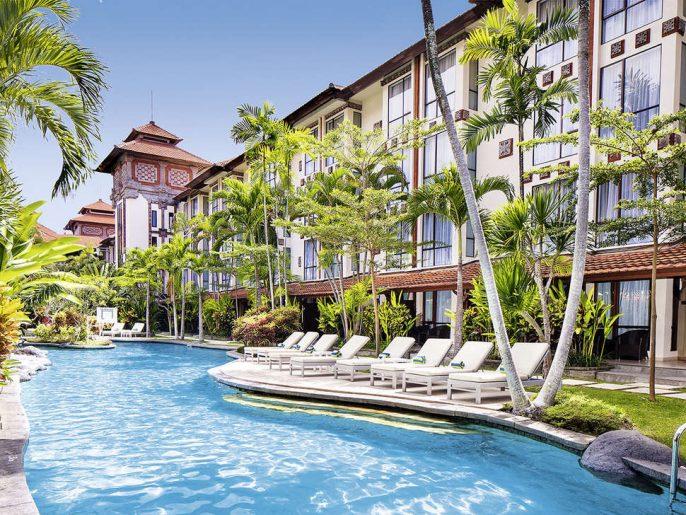 Prime Plaza hotel Bali