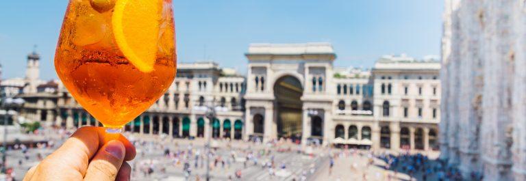 Binnenstad van Milaan