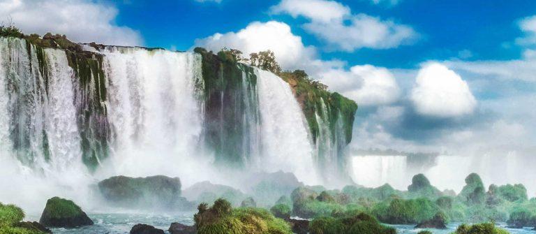 de iguazu watervallen