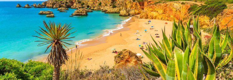 De Algarve nabij Portimao