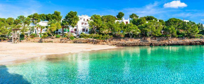 Cala Gran op Mallorca