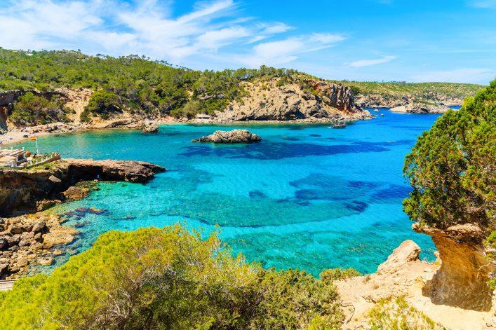 Cala Xarraca Ibiza
