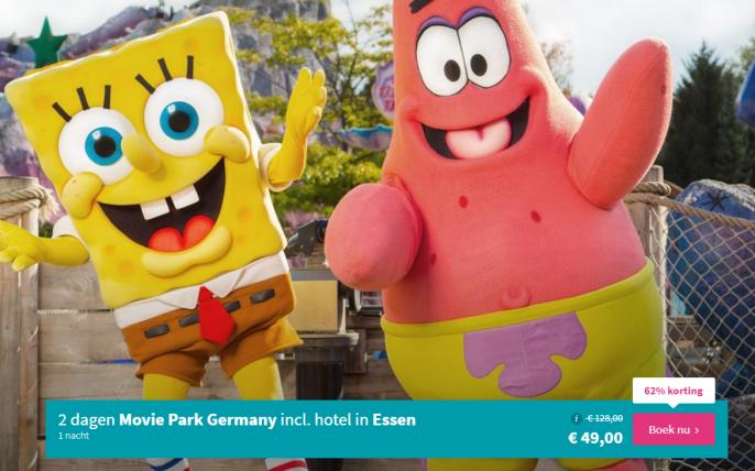 Screenshot Movie Park Germany