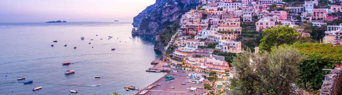 Amalfi kust