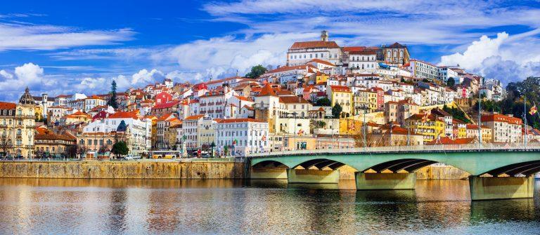 De portugese stad Coimbra
