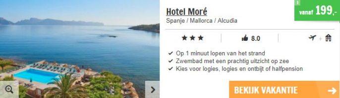 Screenshot Bebsy Mallorca deal