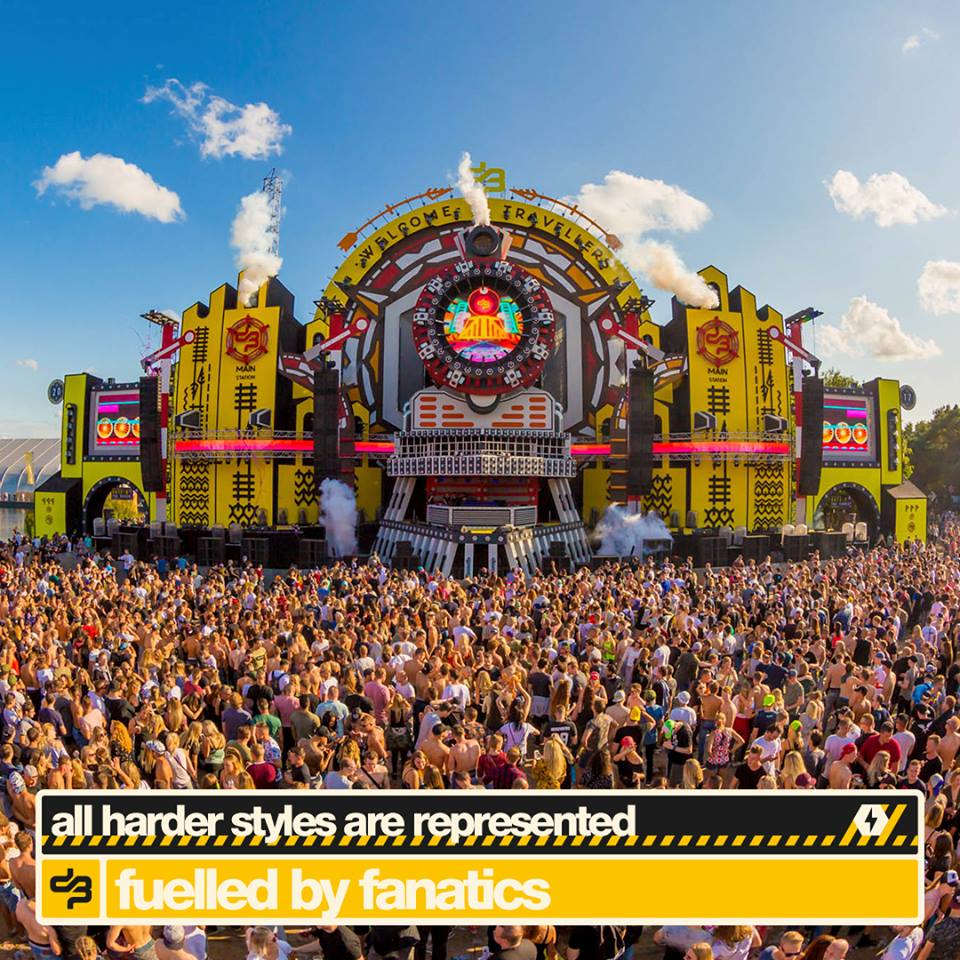 Decibel mainstage
