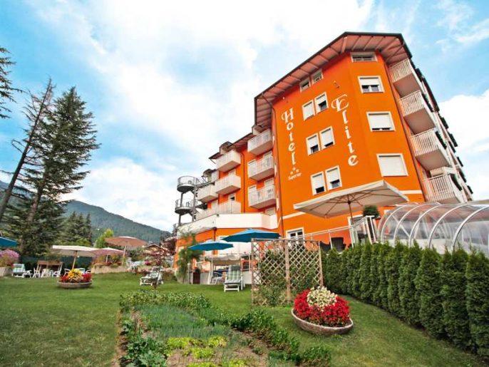Bio hotel Elite in Levico Terme