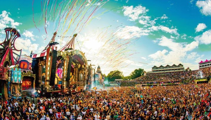 Vakantiebestemmingen Juli_Evenementen_Festivals_tomorrowland