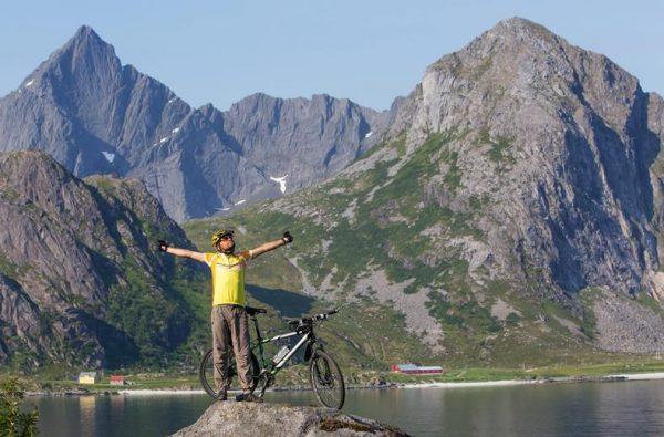 het ruige landschap van noorwegen