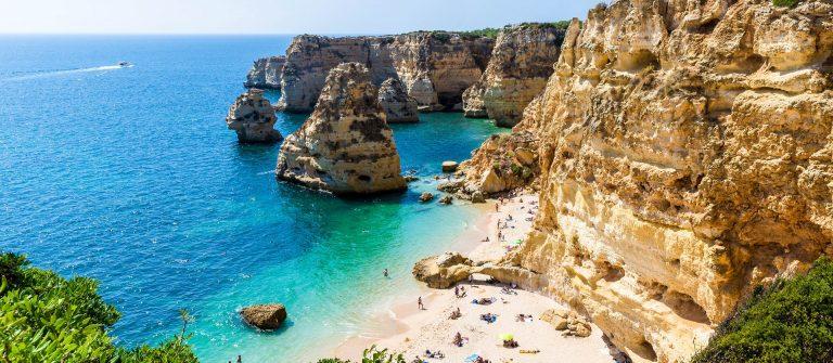 Stranden van Algarve