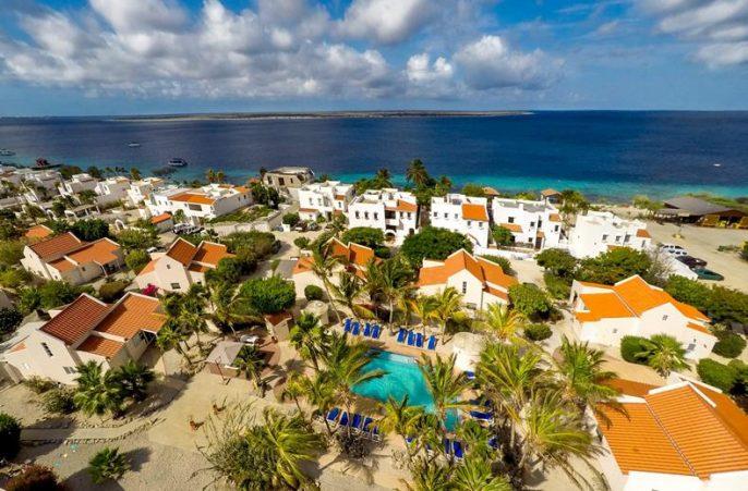 Hamlet Oasis vakantiepark op Bonaire