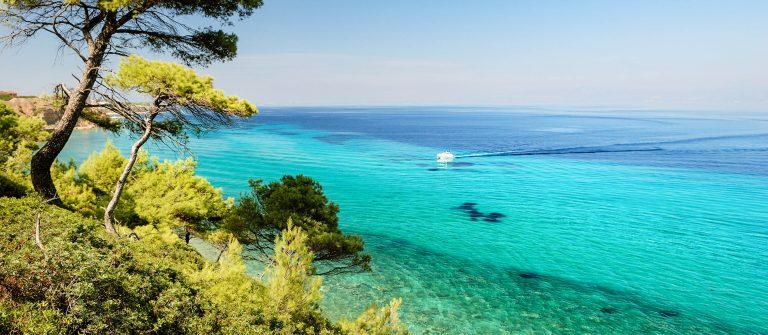 Chalkidki in Griekenland