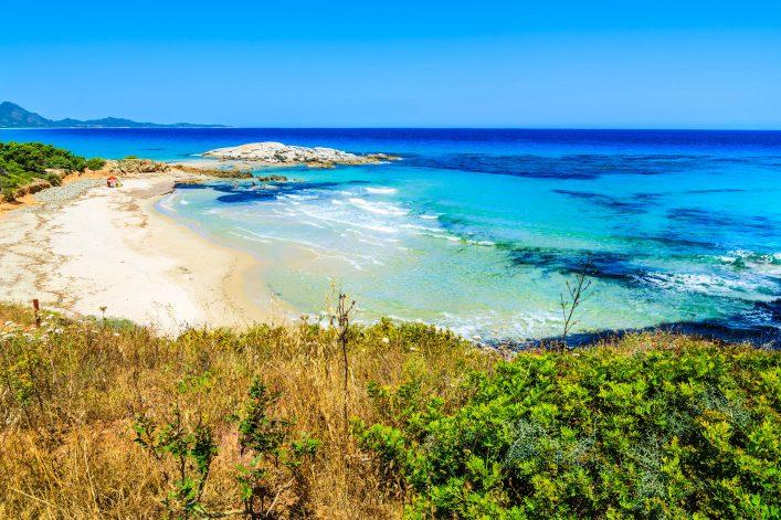 Costa Rei, Sardinië