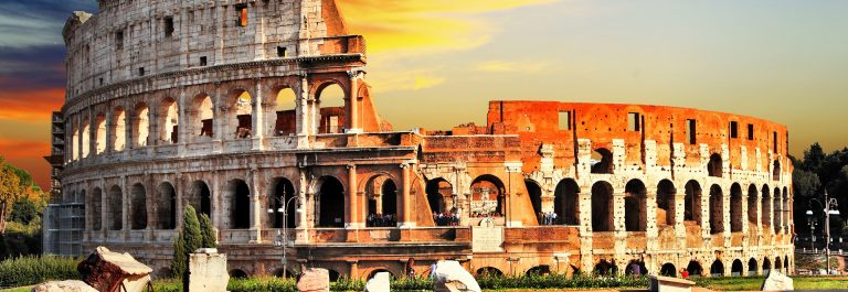 Rome stedentrip