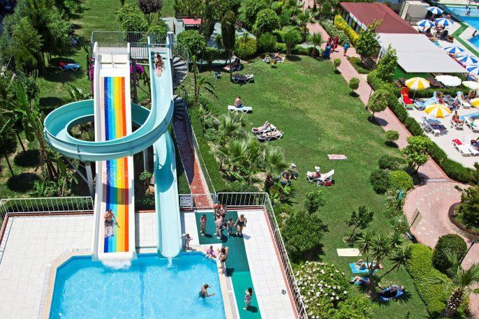 Aqua park Titan Garden