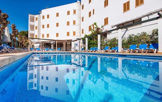 Hotel Arcos Playa zwembad