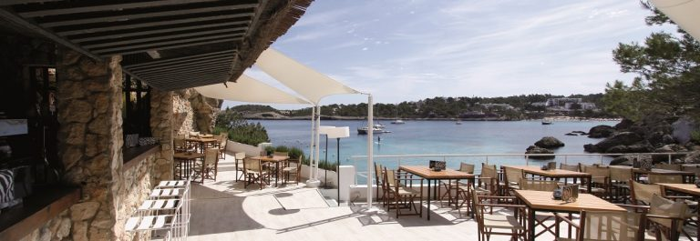 Portinatx Beach Club Hotel Terras