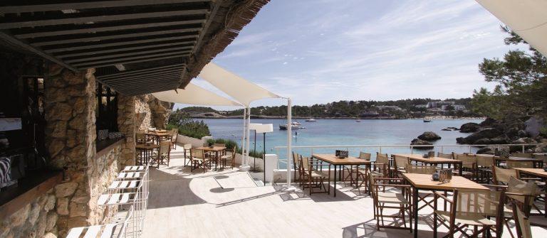 Portinatx Beach Club Hotel Terras