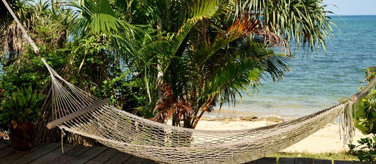 Fumba Beach Lodge Zanzibar Hangmat