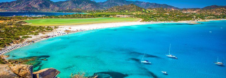 Voyage Prive Sardinië Strand