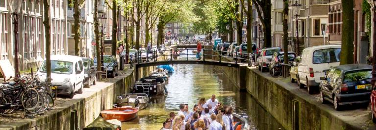 Boot Amsterdam