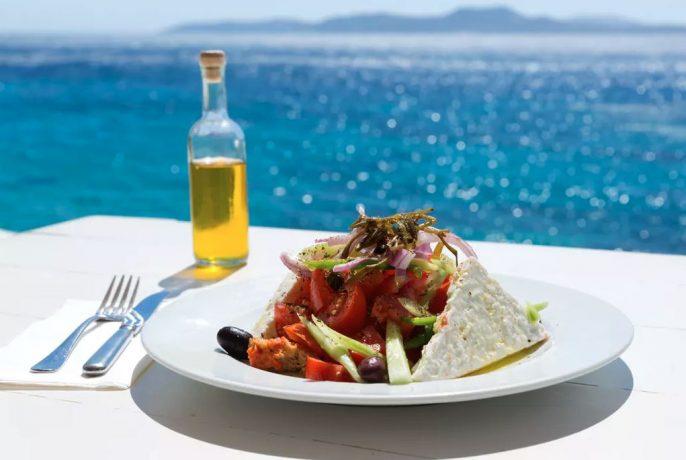 Culinaire reis Evia