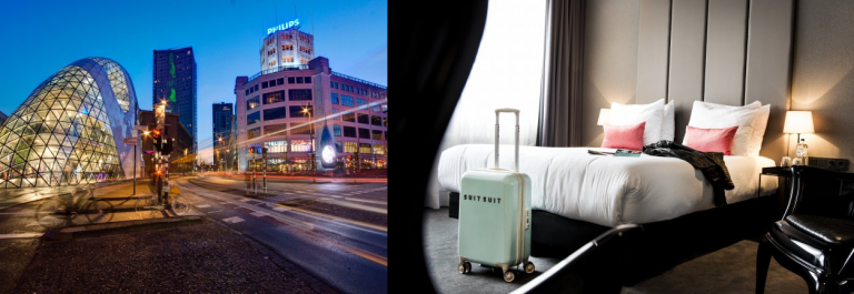 glow boutique hotel in Eindhoven