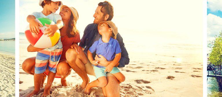 Vakantiebestemmingen augustus
