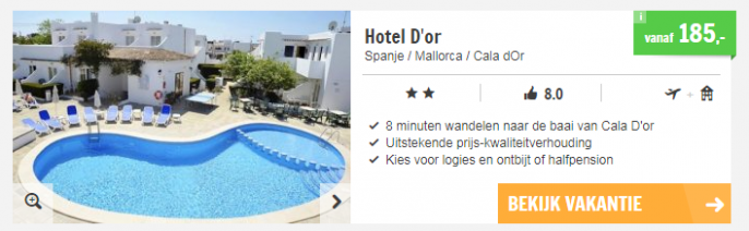 screenshot mallorca deal