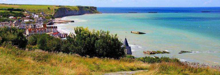 Normandie kust