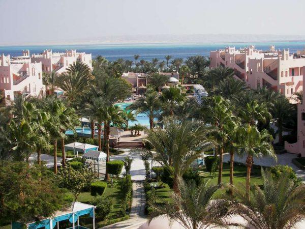Pacha resort egypte