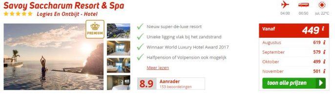 screenshot madeira deal