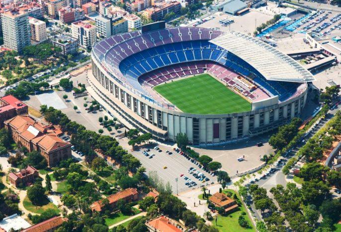 Screenshot Barcelona