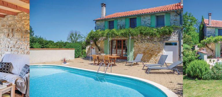 Vakantiehuis Frankrijk met privezwembad